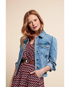 Studio Anneloes  Sissy organic jeans jacket 05633