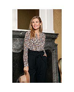 Studio Anneloes Sarah leopard shirt 05478