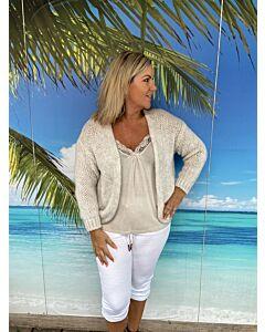 Trend Mode  Vest Soft Samenda