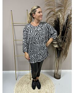 O-star   Tuniek Samelle zebra