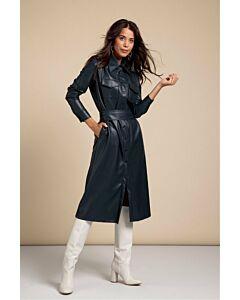 Studio Anneloes  Belize faux lhtr dress coat 06310