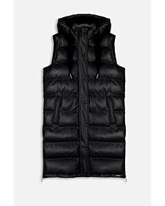 Rino Pelle  Padded waistcoat