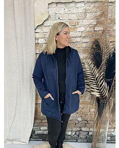 OL-Mode  Jasje Suedinelook Plus Carlina