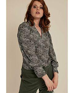 Studio Anneloes  Rosella animal blouse 06365