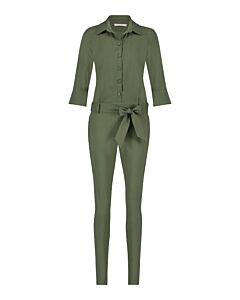 Studio Anneloes Angelique jumpsuit 3/4 with cuff 90544