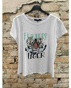 Ely  T-shirt Fearless Tiger