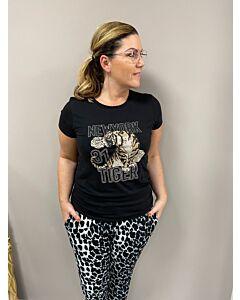 Ely tiger T-shirt new york