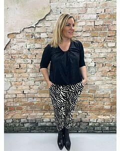 Iz Naiz broek koordje 3616 zebra