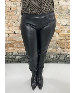 Iz Naiz Legging 3697 leatherlook