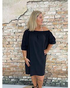 Ver  Offshoulder jurk Lois