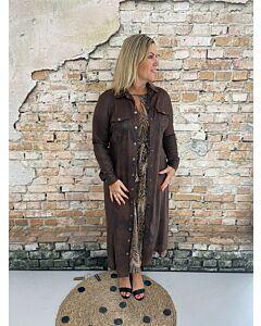 Cdlc  Dress leather vintage leather