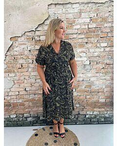 Cdlc  Long daily dress print