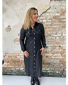 Cdlc leather 1576 dress