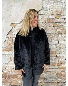 Veromoda faux fur jacket VMthea