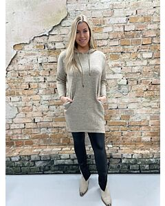 NK Hoodie dress Esther
