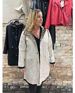 Rino Pelle  Caramba  reversible raincoat