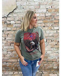 NK  T- shirt grunge