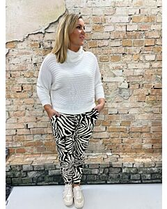 Iz Naiz  Broek zebra