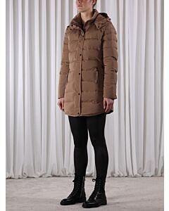 Rino Pelle padded coat Nusa