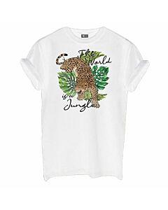 Azuka  T-shirt the World