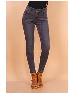 Toxik3 jeans donkergrijs/zwart L1857-2