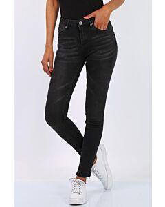 Toxik3 jeans donkergrijs/zwart H2407-3